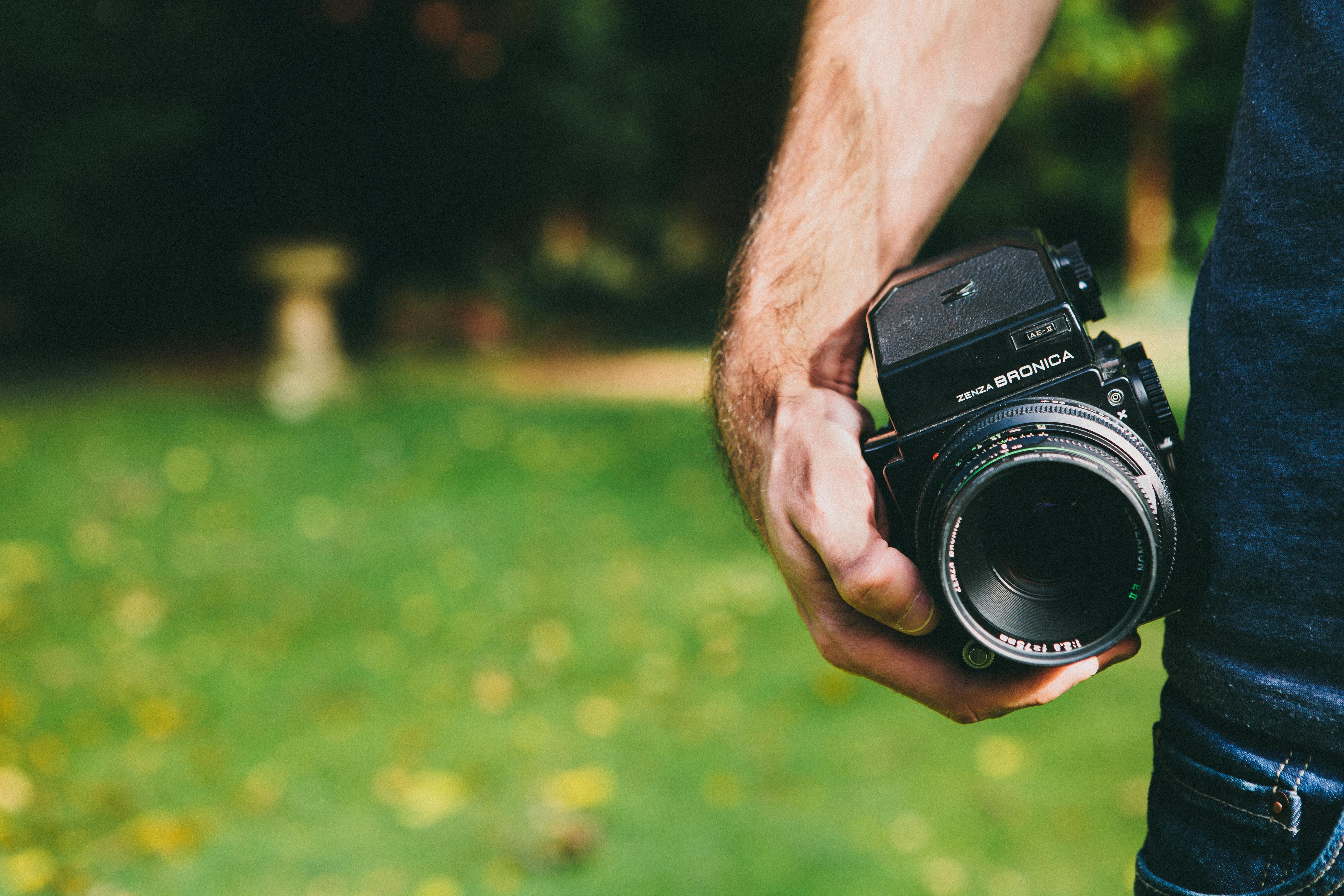 Een betere camera, een betere fotograaf?